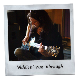 'Addict' run through